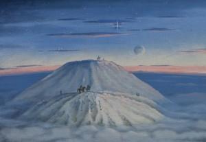Мананкин В.В. Курган-туман