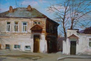 001 Серова ЕА Дома на улице Дзержинского