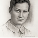 Soviet partisan Zoya Kosmodemyanskaya (1923-1941)