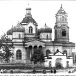 старинное фото храма Рождества богородицы