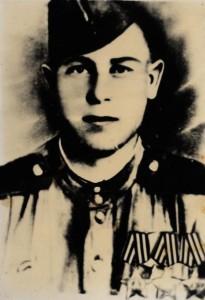 1. М Ф Гусев военное время