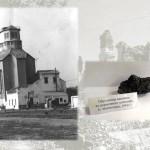 Элеватор и пшеница